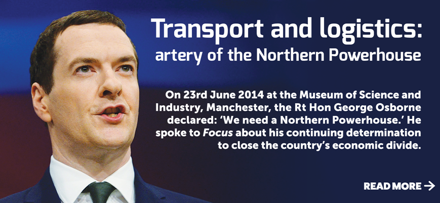 imgTransport and logistics: artery of the Northern Powerhouse