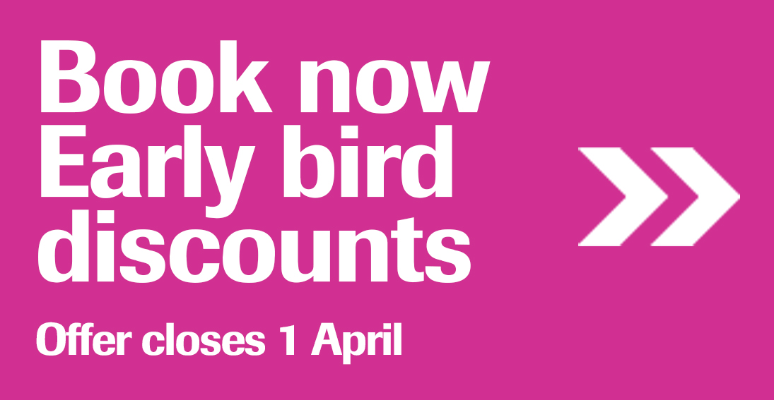 Early bird book now button large