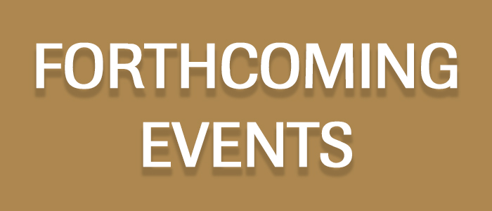 Forthcoming events button