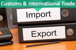 Custom & International Trade