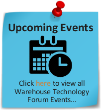 Warehouse Technology Forum Events
