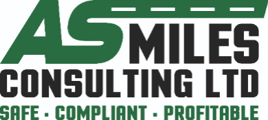 A S Miles Consulting Ltd Logo