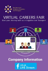 virtual career fair company info